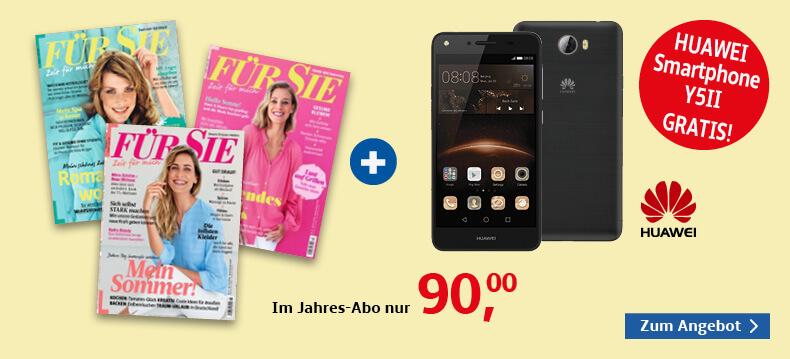 00005_Für Sie + Huawei Smartphon Y5
