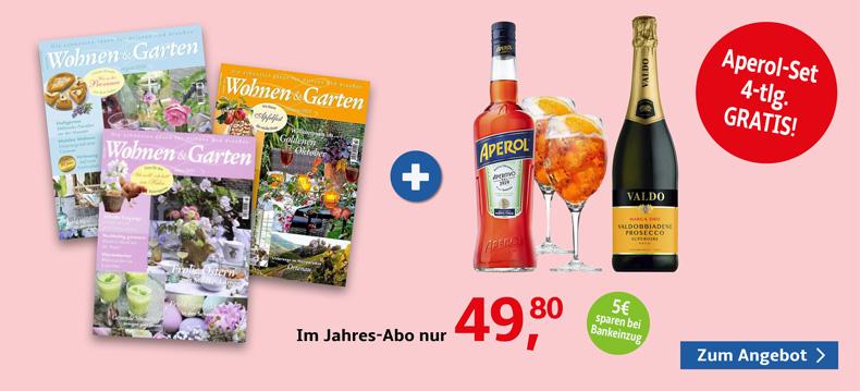 03_Wohnen & Garten + Aperol-Set